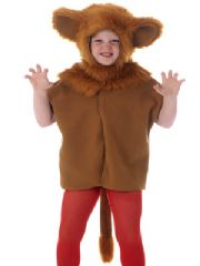 Lion Tabard Costume